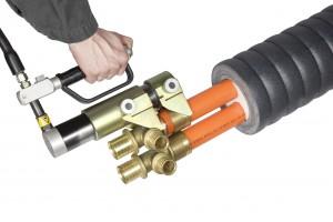 district heating pipe rehau